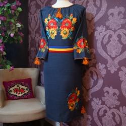 Rochie populara romaneasca