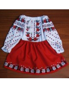 Costum popular pentru copii